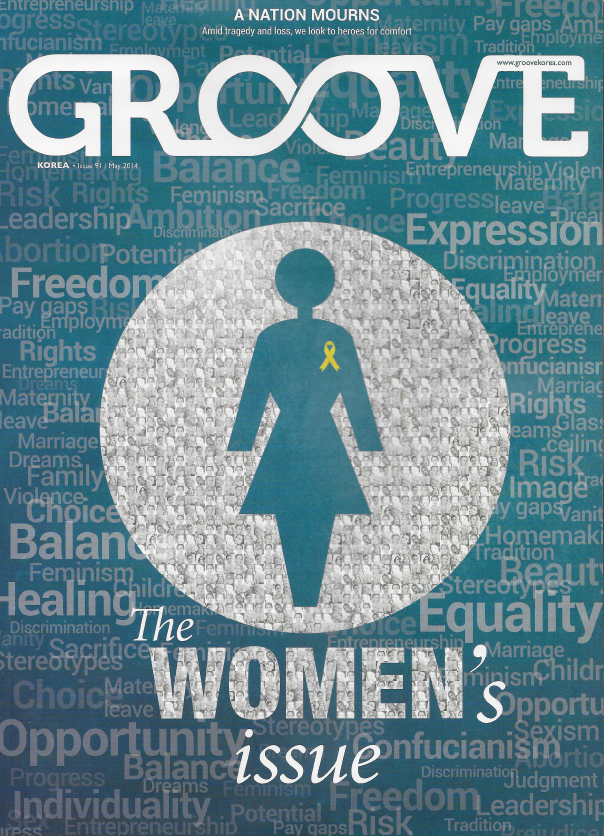 Groove - Women's Issue